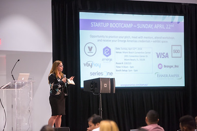 2018 eMerge VISA Startup Showcase SDE-102