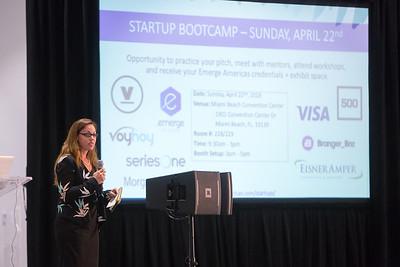 2018 eMerge VISA Startup Showcase SDE-106