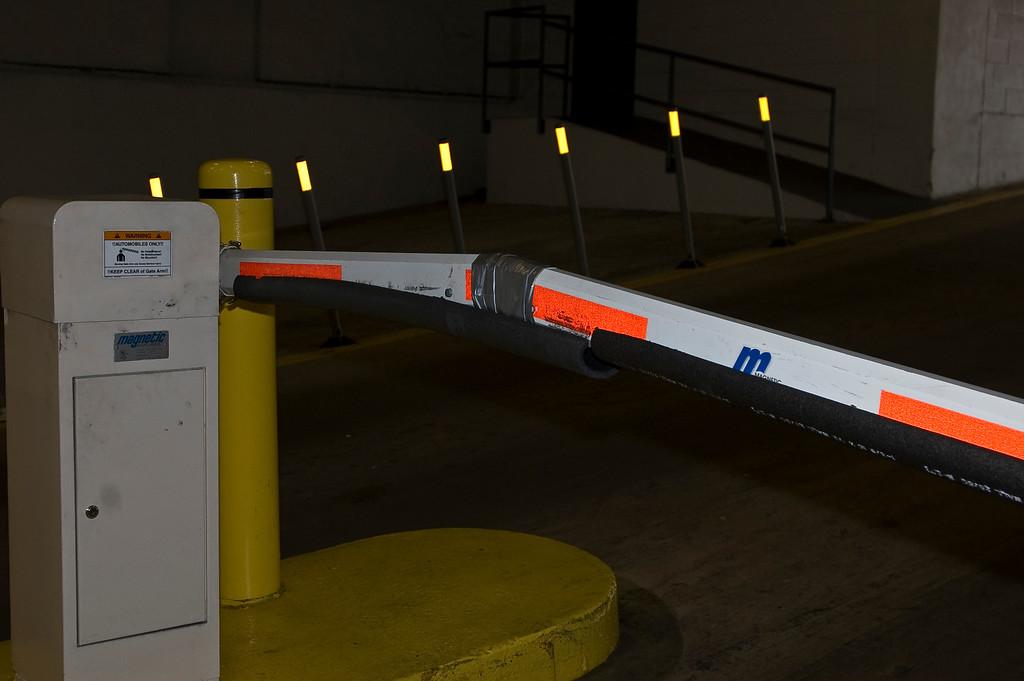 Replace gate arm ASAP-9926