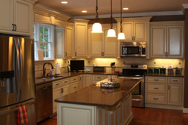 4-Day Cabinets - Feemster Residence Oct 12, 2012