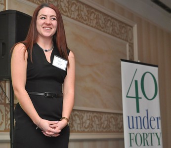 40 under Forty - 032317