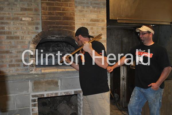 5-9-2013 Luigi's Woodfire Pizzeria