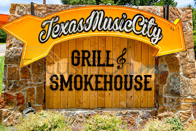 Formerly Coyote Sam's , the Texas Music City, Grill and Steakhouse, on Old Jacksonville Highway in Tyler. Offers Live music and Great food, and is filled with Texas antiques and memorabilia. (Lang White / Correspondent)