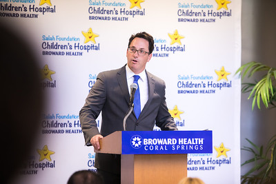 8-16-18 Broward Health Coral Springs Ribbon Cutting-309