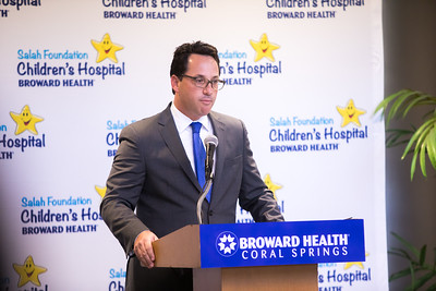 8-16-18 Broward Health Coral Springs Ribbon Cutting-311