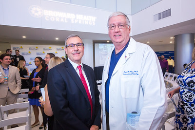 8-16-18 Broward Health Coral Springs Ribbon Cutting-404