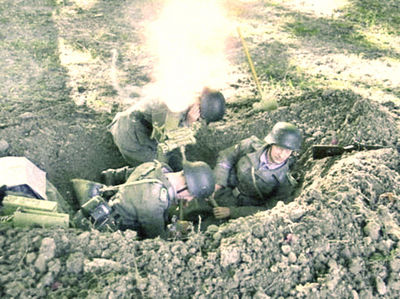 8cm Mortar