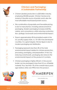 "AMERIPEN ""Just the Facts"" Sheet"