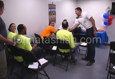 Safety Program Certificates