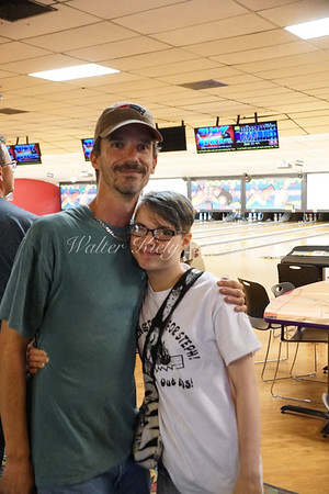 Fund Raiser for Steph Heineman held at River Lanes 8-1-2015