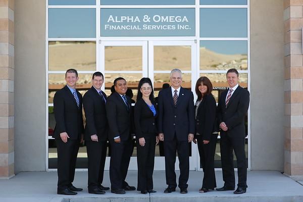 Alpha & Omega Financial Services, Inc.