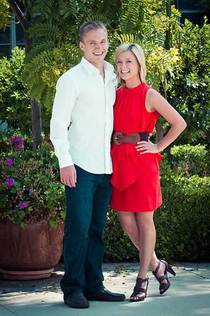 Ashlee and Ian Engagement