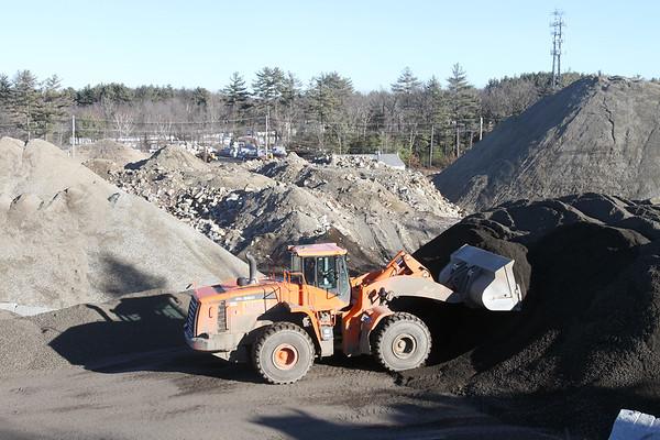 Asphalt plant site in Westford 022616