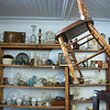 Kayla Rice/Reformer<br /> Aumand's Junk-Tiques in Bellows Falls.