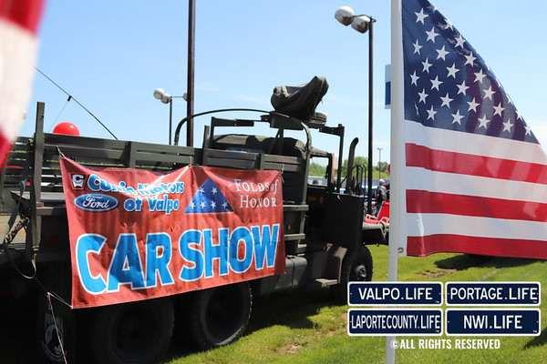 Folds of Honor at Currie Ford of Valpo 2018