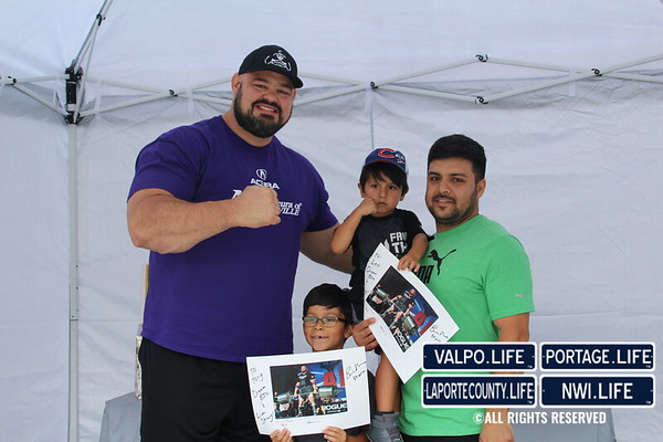 Muller Acura Welcomes World's Strongest Man Brian Shaw Back to the Region 2017