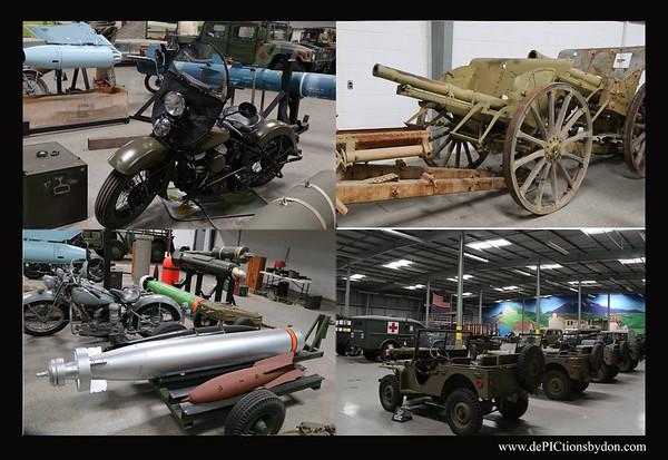 BASLR May 2015 Military Museum