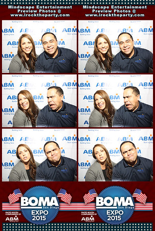 BOMA San Diego Expo - Photo Booth Pictures