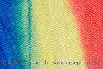 Colorful Silk - Handpainted