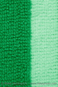 Striped Texture – Macro of a Velours Fabric