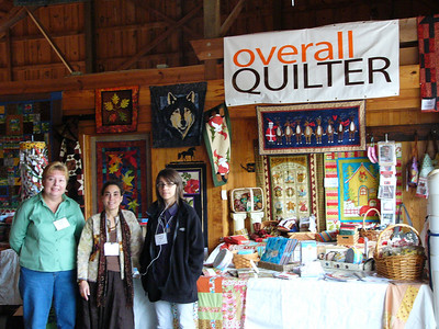 Barnful of Quilts 2008