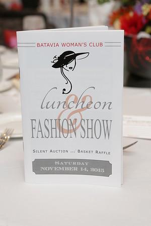 Batavia Women's Club_Fashion Show
