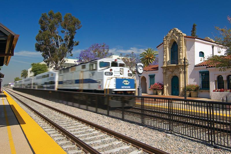 Claremont Metrolink