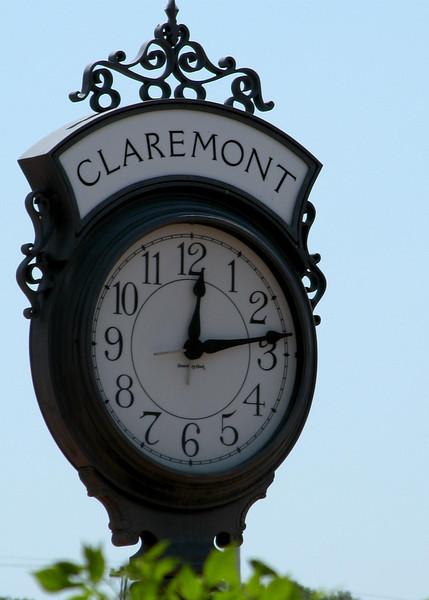 depot clock