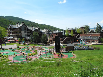 Beaver Creek and Park Hyatt