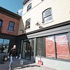 BEN GARVER — THE BERKSHIRE EAGLE<br /> 47 Railroad on Railroad Street in Great Barrington, is near completion and will feature retail and residential use.