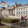 Berlin's Mitte district is also home to the Parliament building, the Reichstag, a potent symbol of both the death and the re-birth of a nation.