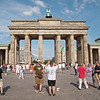 At the weekend, it was dull but there was a couple of hours of sun so I made my way over to Mitte, home of the Brandenburg Gate.