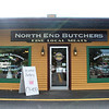 Kayla Rice/Reformer                     <br /> North End Butchers on Putney Rd.