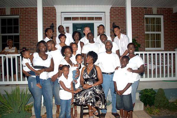 Bertha Toussaint's Birthday