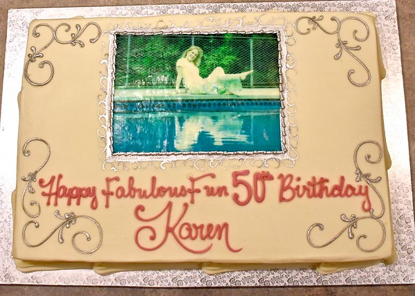 Karen's 50th BD