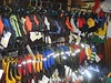 Need a PFD. Notice that there are three rows of PFD's. Top, Bottom and on the floor. And that isn't all of them. There are more behind me and on the other side of me. Lots and lots more of PFD's.