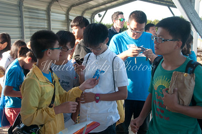 Launching Rockets w Taiwan and American Students 7-12-2013