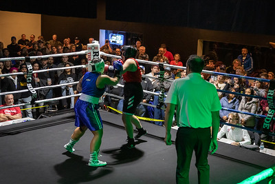 2019 White Collar Boxing Event - Bout 5