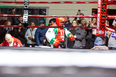 2019 White Collar Boxing Event - Bout 6