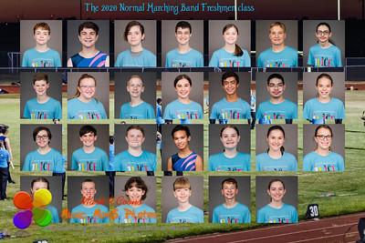 Freshmen collage