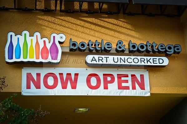 Bottle and Bottega