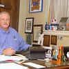 Boutwell Owens President Ward McLaughlin SENTINEL & ENTERPRISE/JOHN LOVE