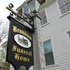 Second location in Ashburnham for Brandon Funeral Home. SENTINEL & ENTERPRISE/JOHN LOVE