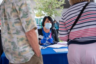 Broward Health Vaccination Distribution Fort Lauderdale (101 of 40)