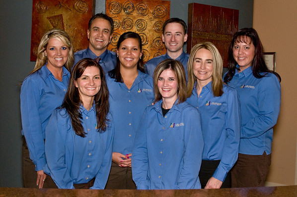 Bull Mountain Dental Images~Office Portraits 2008