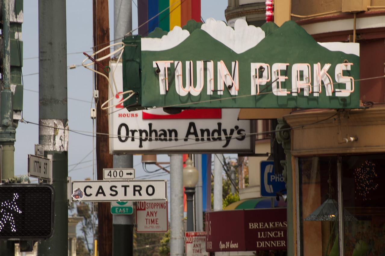 17th & Castro Streets