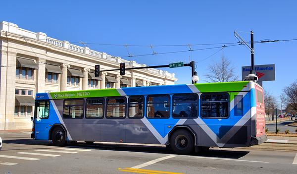 Busses RRM (seconds)