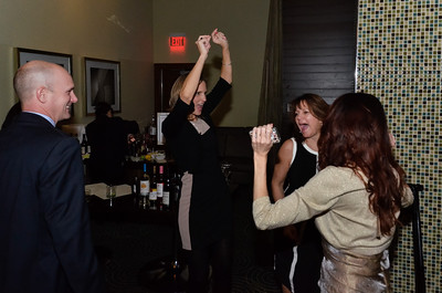 CFO Susan Thomson Dancing with the CADD team