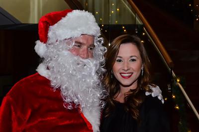 Jeff Gravatte as Santa