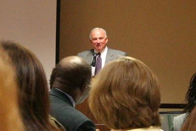 Honorable Jerry Sanders, Mayor of San Diego, CA